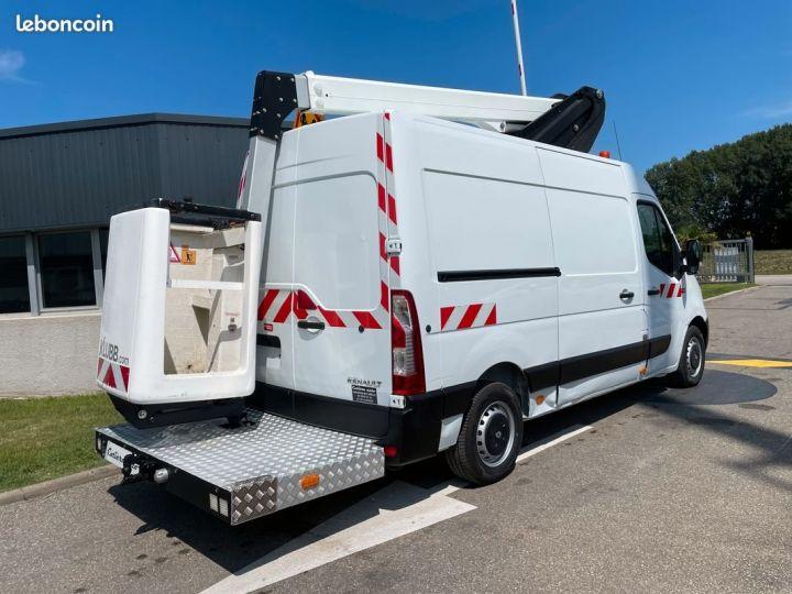 Renault Master JUSQU'AU 28.09 nacelle klubb k32 2016  - 5