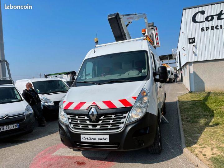 Renault Master l1h2 nacelle time France 156h  - 2