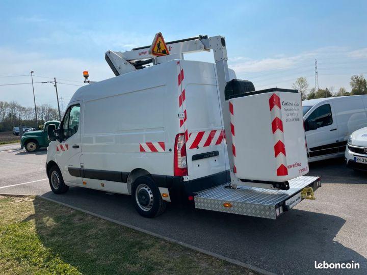 Renault Master l1h2 nacelle time France 156h  - 3