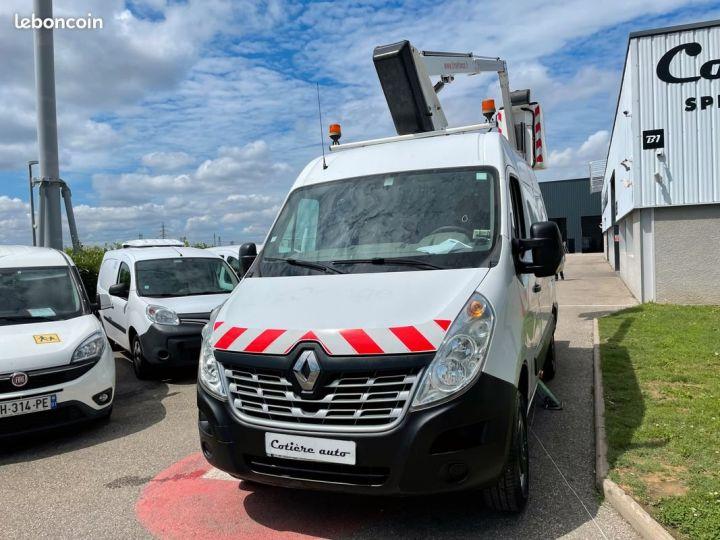Renault Master l1h2 nacelle Time France 183h  - 2