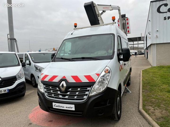 Renault Master l1h2 nacelle Time france 209h  - 2