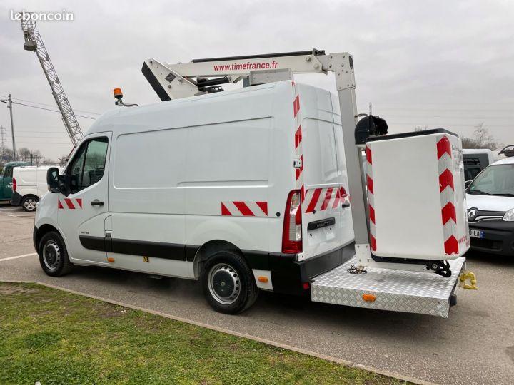 Renault Master l1h2 nacelle Time france 209h  - 4