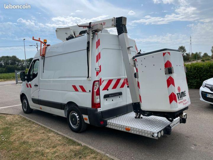 Renault Master l1h2 nacelle Time France 366h  - 4