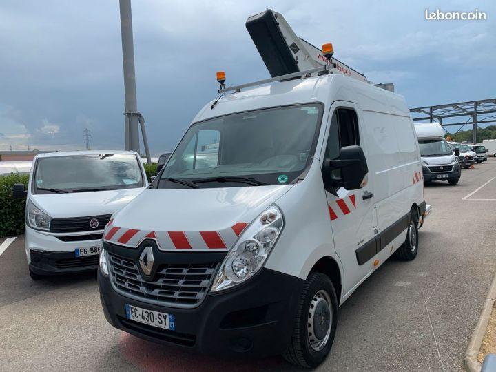 Renault Master l1h2 nacelle Time France 37.000km  - 2