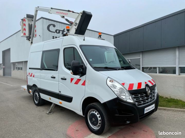 Renault Master l1h2 nacelle Time France 53.000km  - 1