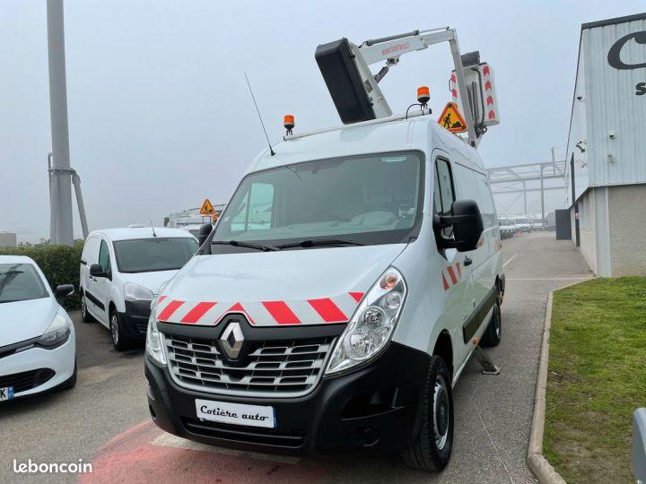 Renault Master l1h2 nacelle Time France 53.000km  - 2