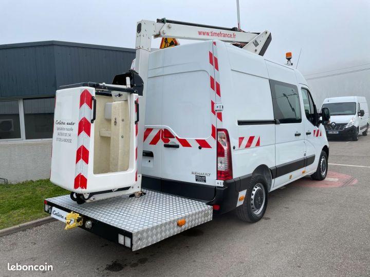 Renault Master l1h2 nacelle Time France 53.000km  - 3