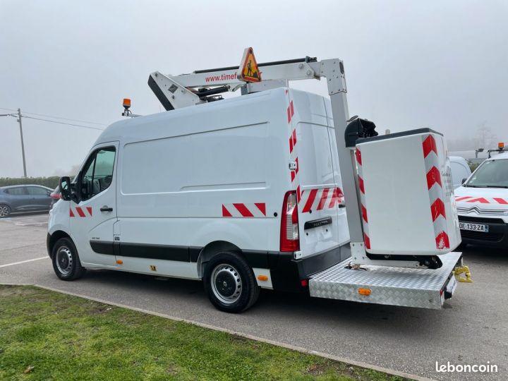 Renault Master l1h2 nacelle Time France 53.000km  - 4
