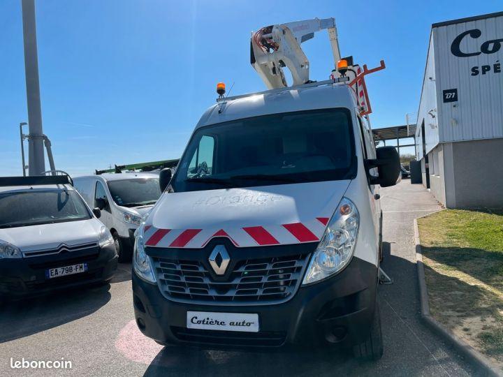 Renault Master l1h2 nacelle Time France 80.000km  - 2