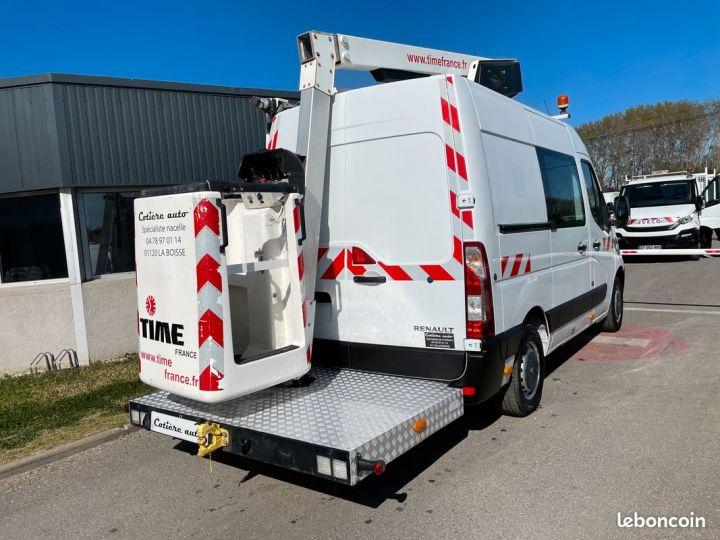 Renault Master l1h2 nacelle Time France 80.000km  - 3