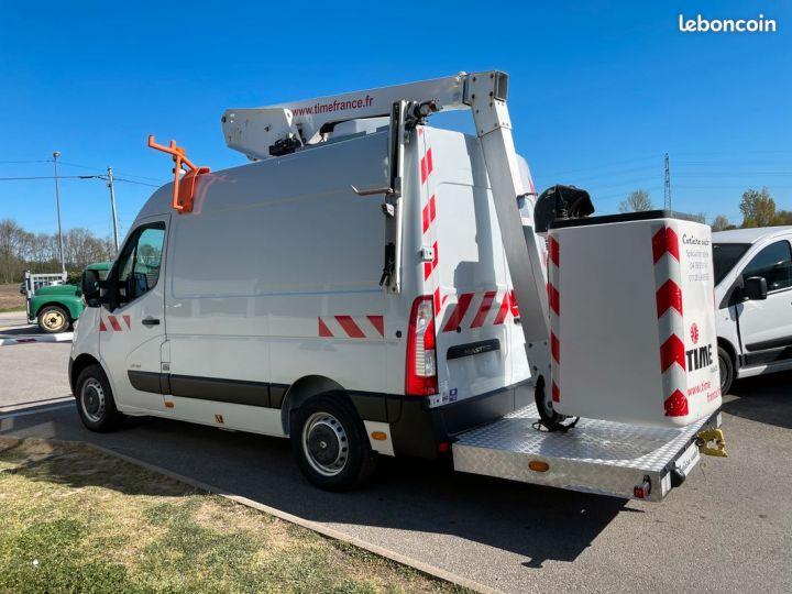 Renault Master l1h2 nacelle Time France 80.000km  - 5