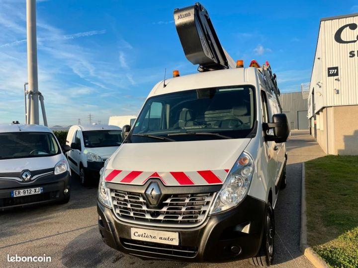 Renault Master l2h2 170cv nacelle tronqué 2018  - 2