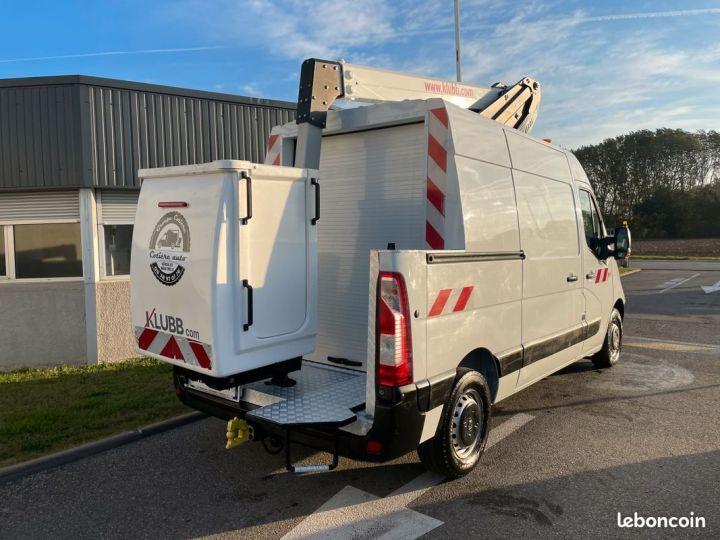 Renault Master l2h2 170cv nacelle tronqué 2018  - 3