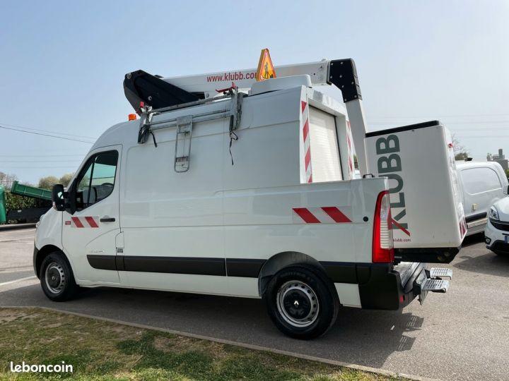 Renault Master l2h2 170cv nacelle tronqué Klubb  - 3
