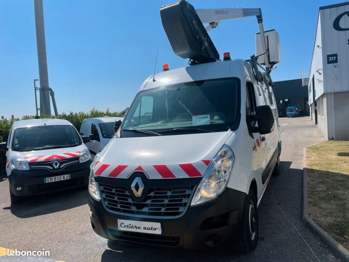 Renault Master l2h2 2.3 dci 125cv nacelle Klubb k32  - 2