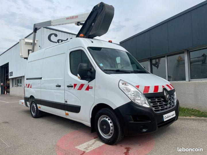 Renault Master l2h2 2.3 dci 130cv nacelle Klubb 2018  - 1