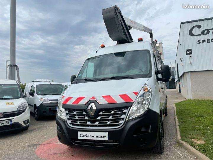 Renault Master l2h2 2.3 dci 130cv nacelle Klubb 2018  - 2
