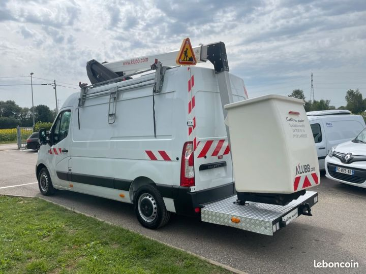 Renault Master l2h2 2.3 dci 130cv nacelle Klubb 2018  - 5