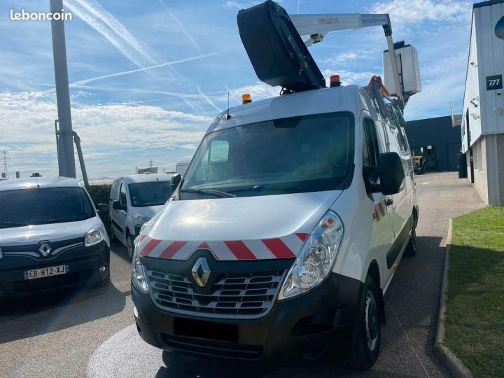 Renault Master l2h2 2.3 dci 130cv nacelle klubb 780h  - 2