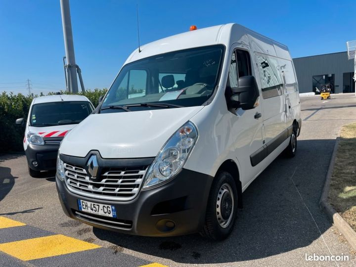Renault Master l2h2 cabine approfondie 7 places  - 2