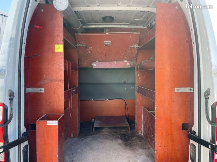 Renault Master l2h2 cabine approfondie 7 places  - 4