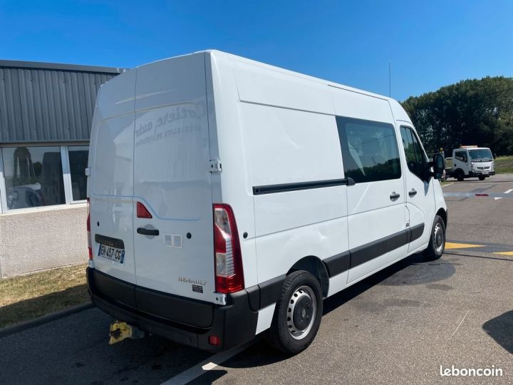 Renault Master l2h2 cabine approfondie 7 places  - 5