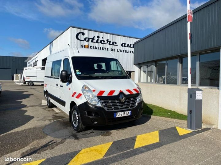 Renault Master L2h2 cabine approfondie 7 places 2017  - 1