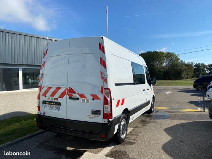 Renault Master L2h2 cabine approfondie 7 places 2017  - 2