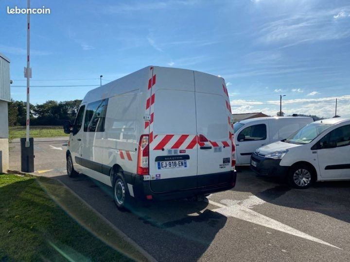 Renault Master L2h2 cabine approfondie 7 places 2017  - 3