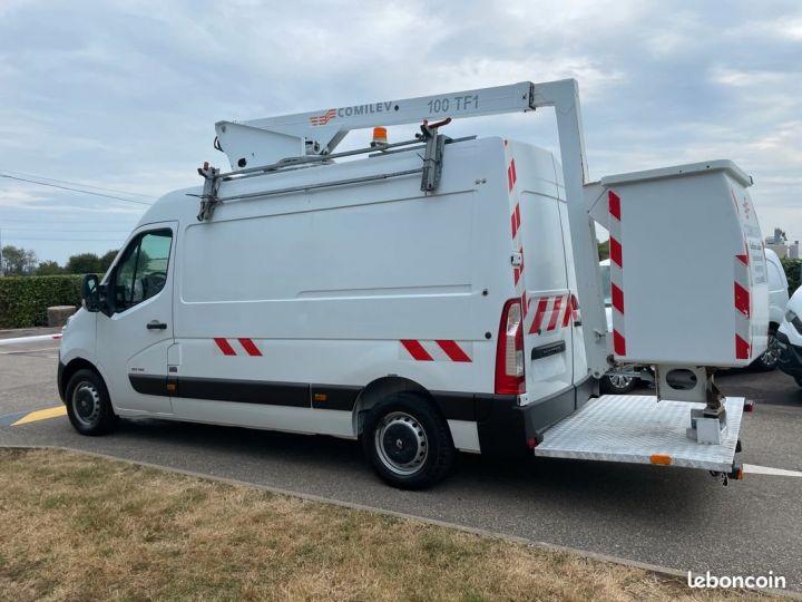 Renault Master l2h2 nacelle comilev 486h sans stabilisateurs  - 2