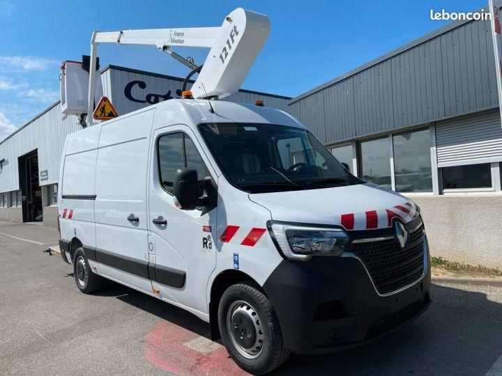 Renault Master l2h2 nacelle France Elevateur 10KM neuf  - 1