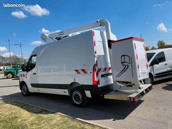 Renault Master l2h2 nacelle France Elevateur 10KM neuf  - 5