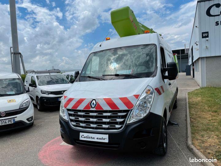Renault Master l2h2 nacelle France Elevateur 14m  - 2