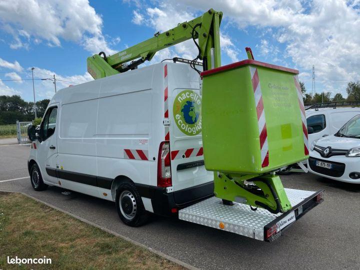 Renault Master l2h2 nacelle France Elevateur 14m  - 5