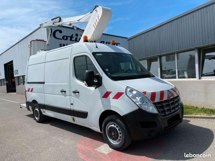 Renault Master l2h2 nacelle France Elevateur 3 places  - 1