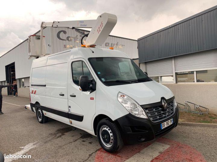 Renault Master l2h2 nacelle France élévateur 580h  - 1