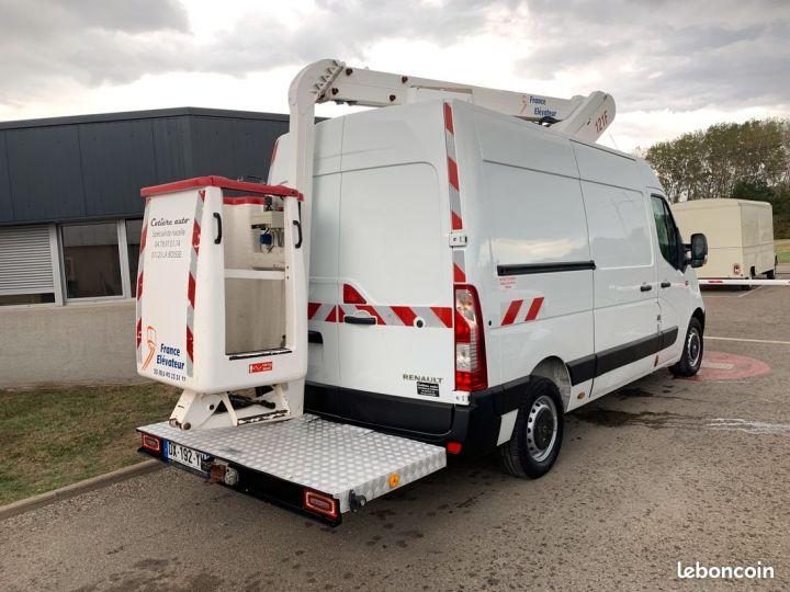 Renault Master l2h2 nacelle France élévateur 580h  - 3