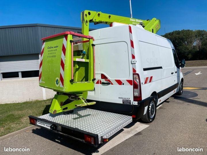 Renault Master l2h2 Nacelle France Elevateur Ecologique 14m  - 3