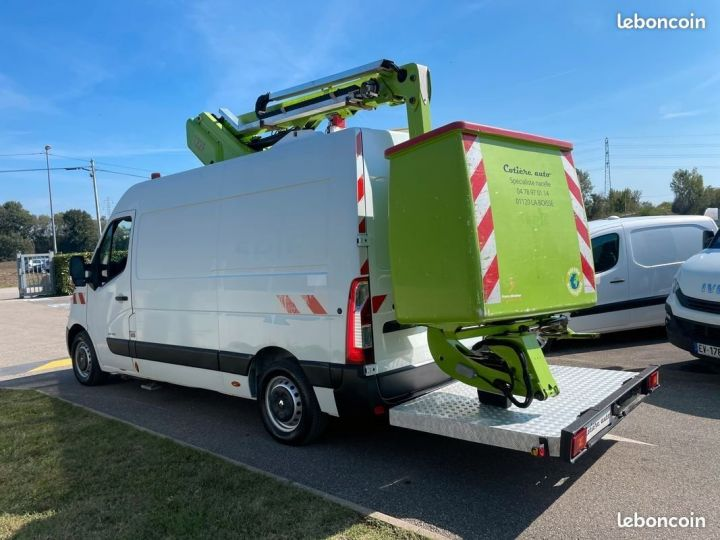 Renault Master l2h2 Nacelle France Elevateur Ecologique 14m  - 4