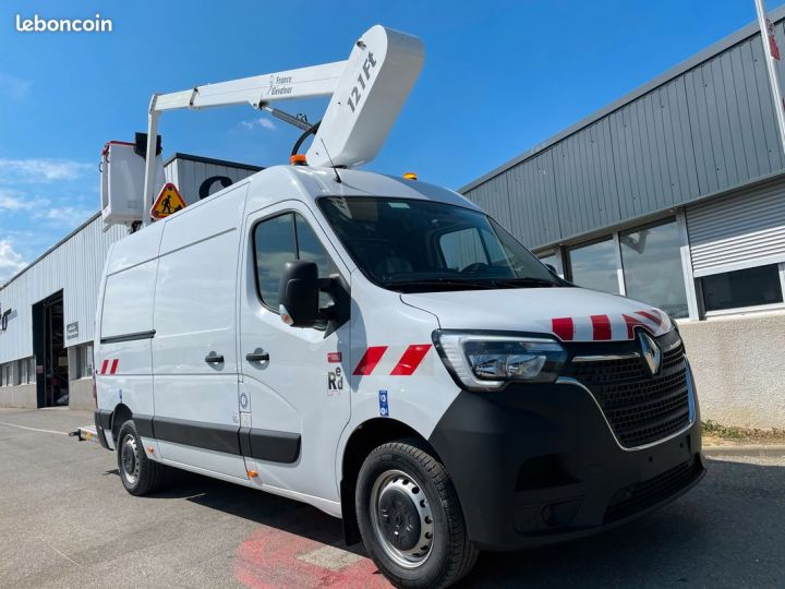Renault Master l2h2 nacelle France Elevateur NEUF  - 1