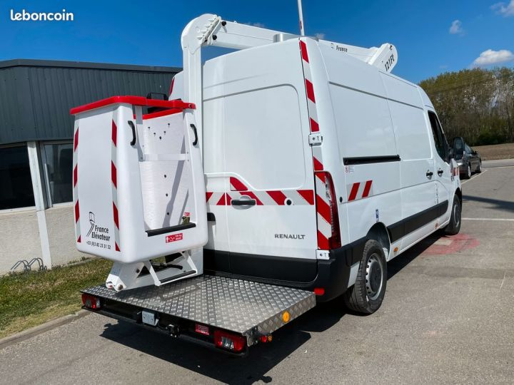 Renault Master l2h2 nacelle France Elevateur NEUF  - 3