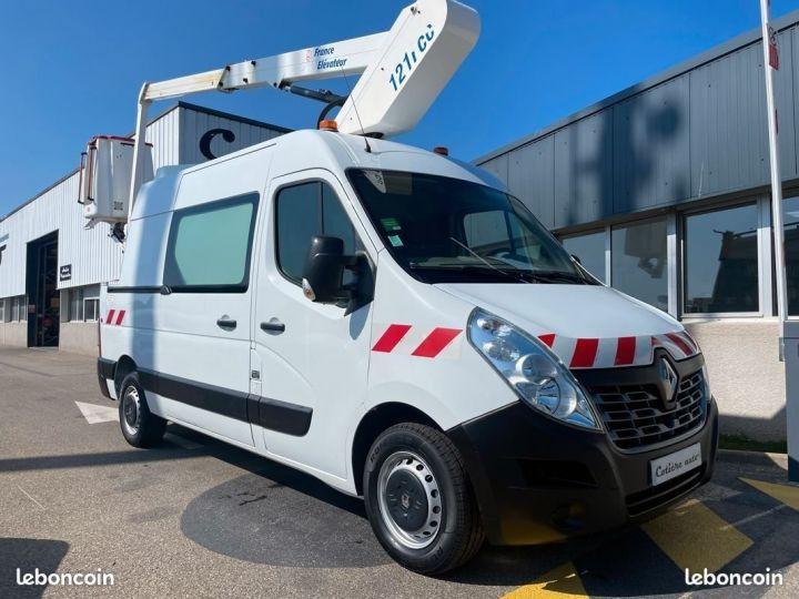 Renault Master l2h2 nacelle France Elevateur tronqué 486h  - 1