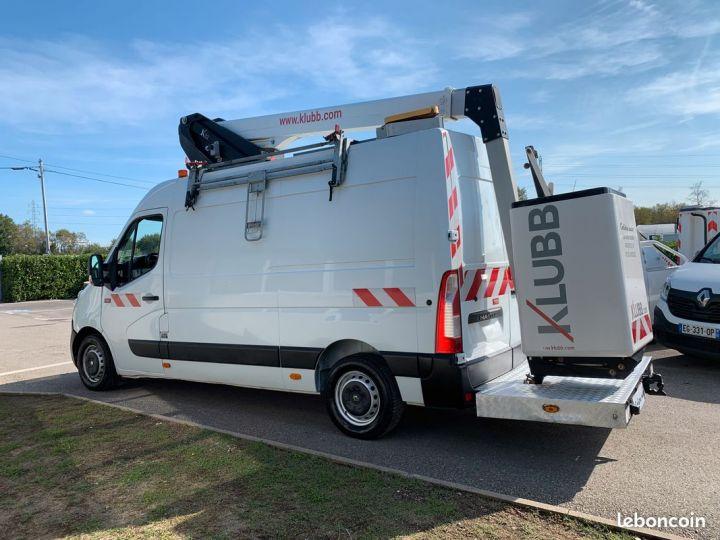 Renault Master l2h2 nacelle klubb 2017  - 3
