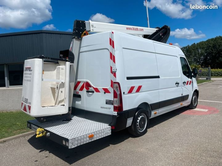 Renault Master l2h2 nacelle Klubb 2017  - 4
