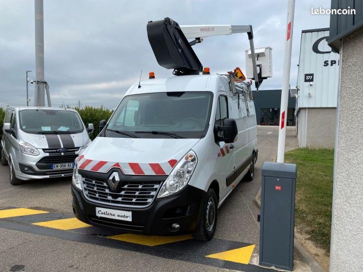 Renault Master l2h2 nacelle Klubb 2018  - 2