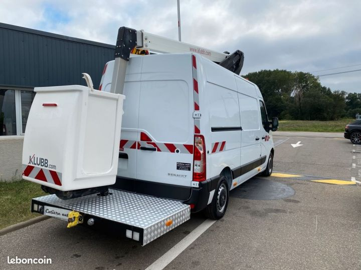Renault Master l2h2 nacelle Klubb 2018  - 3