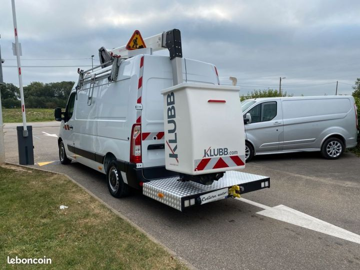 Renault Master l2h2 nacelle Klubb 2018  - 5