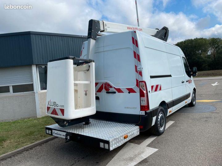 Renault Master l2h2 nacelle Klubb 3 places  - 5