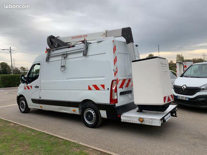 Renault Master l2h2 nacelle klubb 585h  - 3
