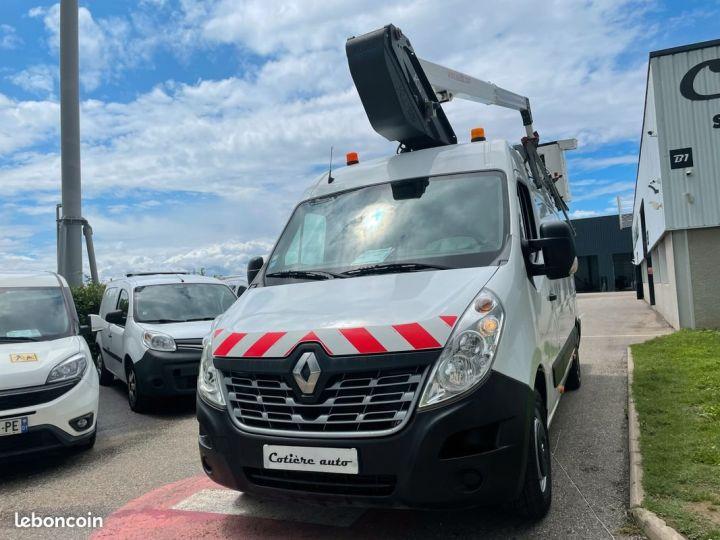 Renault Master l2h2 nacelle Klubb 800h  - 2